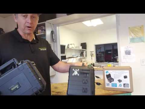 Portable Power Station Solar Generators – Compare with Yeti