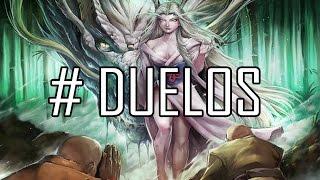 Duelos# | Nacional 2016 | Dragon v/s Caballero | Formato Camelot/Templarios