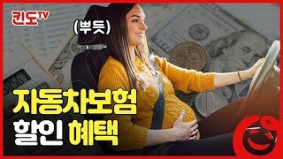 [킨도TV]임산부 정부 혜택 4편) 자동차 보험할인혜택