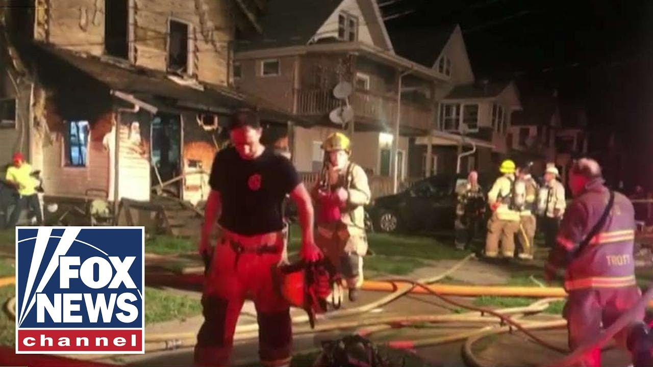 Five children killed in Pennsylvania day care center fire