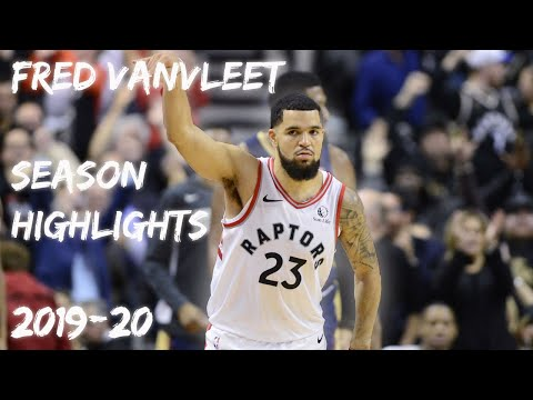 Fred VanVleet 2019-20 Season Highlights | 17.6 PPG!