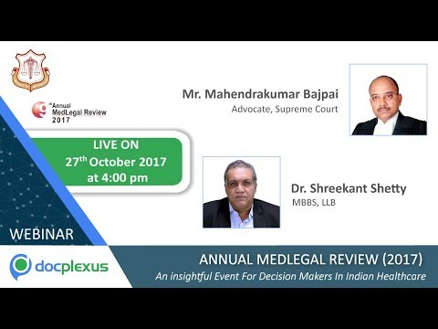 Annual MedLegal Review, An Insightful Event For Decision Makers In Indian Healthcare