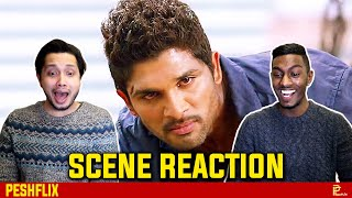 Race Gurram Interval Fight Scene Reaction | Allu Arjun | PESHFlix Entertainment