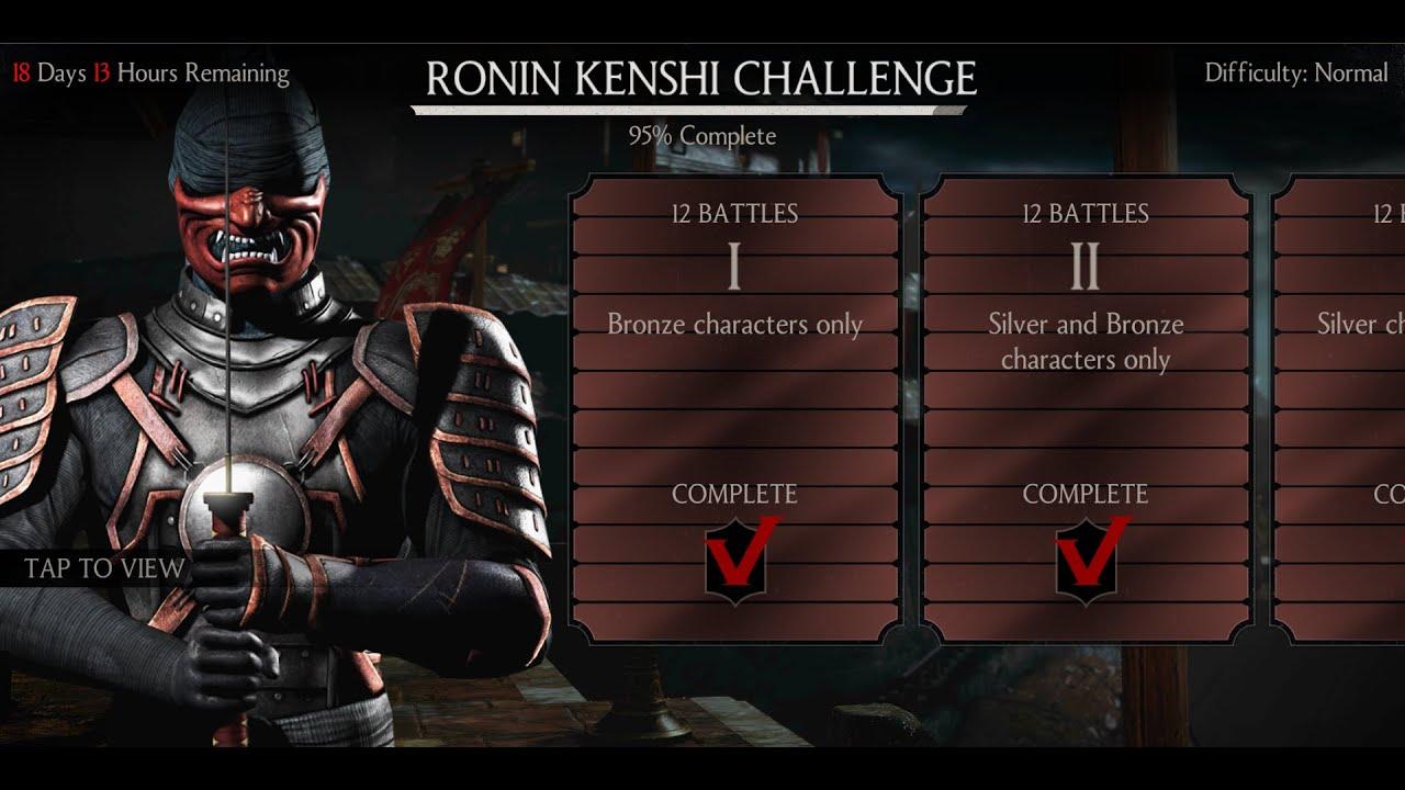 Mortal Kombat Ronin Kenshi Google Search Mkx T