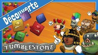 TUMBLESTONE - Observation et logique dans ce puzzle-game | Gameplay