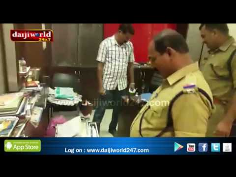 Kasargod: Travel agency raided- fake certificates, records found_Daijiworld Television