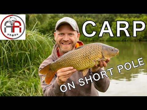 SHORT POLE FISHING FOR BIG CARP - ROB WOOTTON AND LEE KERRY | ANGLING ACADEMY EXTRACTS