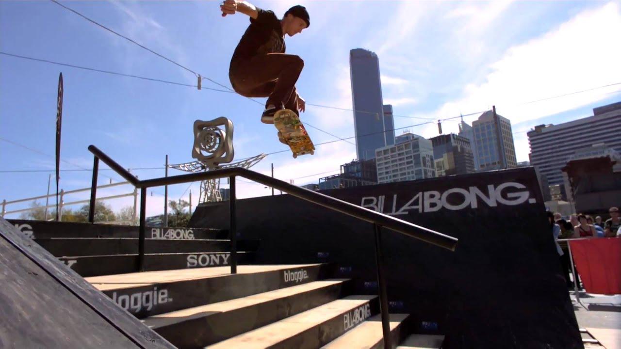 Awesome Skateboard Tricks Youtube