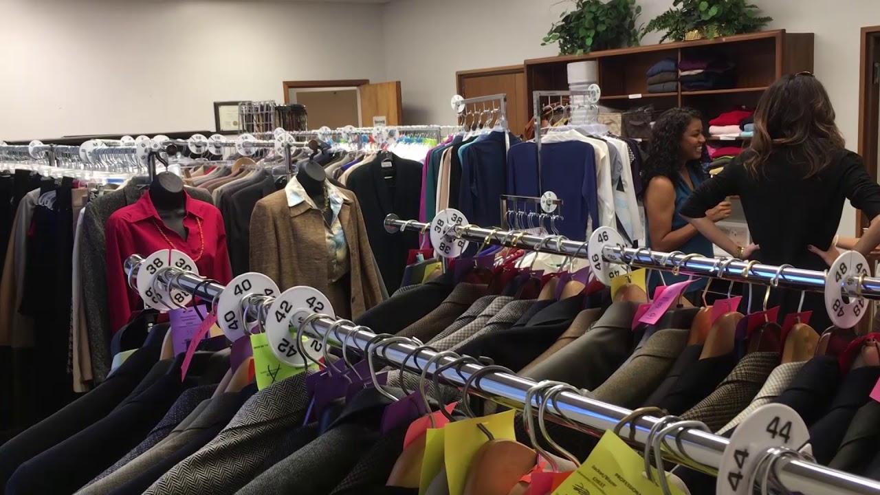 Fresno State Clothing Closet You