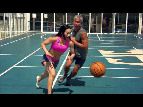 Royal Caribbean Olympic Spot with Michelle Kwan and Greg Louganis