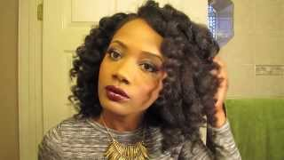 Curl Wand Tutorial For Natural Hair