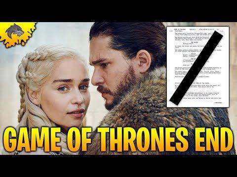 LEAKED FULL Game of Thrones Season 8 Ep.6 Plot Leak