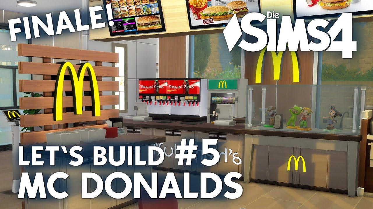 Die sims 4 gaumenfreuden release showcase restaurant gameplay pack - Mcdonald S Bauen 5 Die Sims 4 Let S Build Zum Restaurant Mit Gaumenfreuden