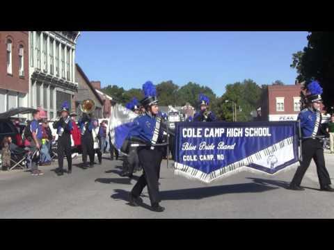 Fayette CMU Band Day 2016 - Cole Camp High School