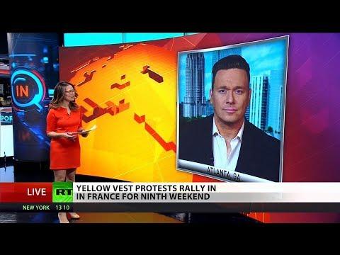 Mainstream Media Afraid of Yellow Vests