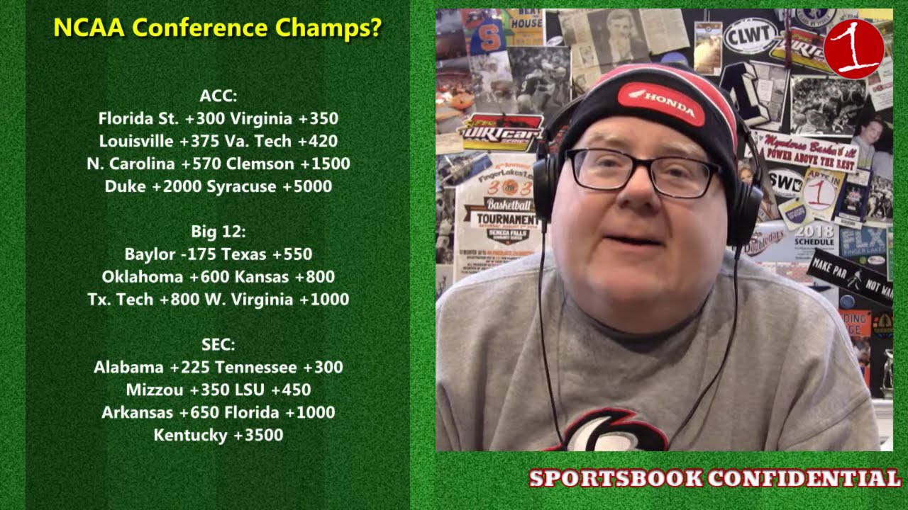 SPORTSBOOK CONFIDENTIAL: March Madness preview & Daytona road course (podcast)