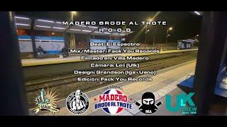 MADERO BRODE AL TROTE - HOOD