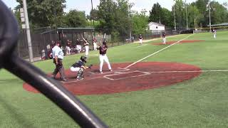 Jay Sivadas - High School Baseball Highlights Edited (1.93 Pop Time ...