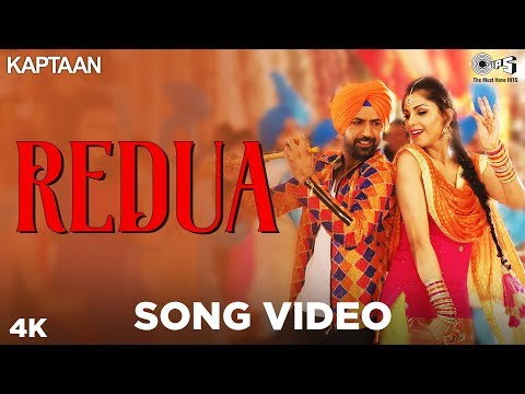 Redua Song Video - Kaptaan   Gippy Grewal,...
