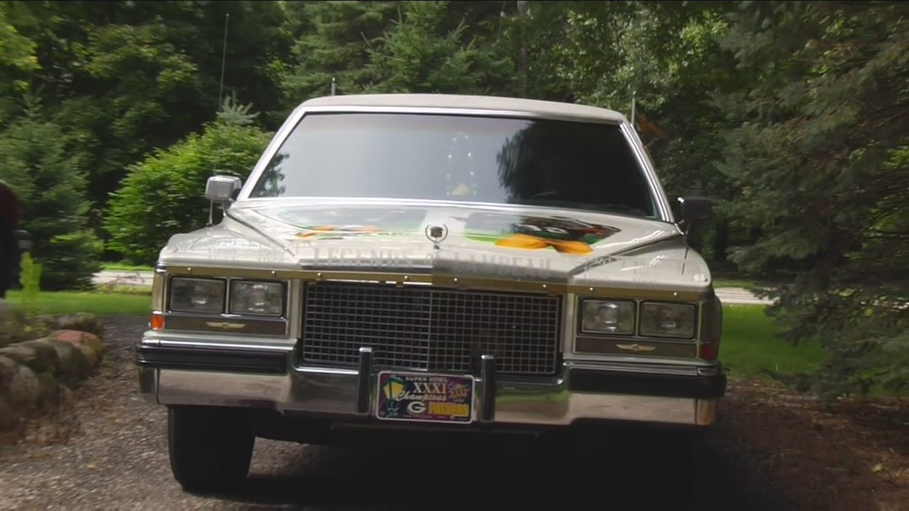 22 Foot Packers Limo For Sale On Craigslist Youtube