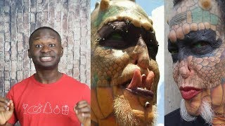 Lady Pays ,000 To Transform Herself into a Dragon