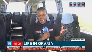 eNCA bus heads to Orania