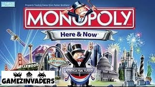 Let's Play MONOPOLY Here & Now WORLD EDITION iOS and Android Game