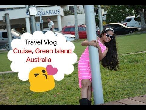 Travel Diaries, Cruise, Green Island, Australia