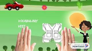 vocabulary Clothes