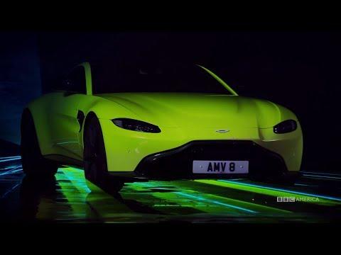 Matt LeBlanc Reviews The Aston Martin V8 Vantage   Top Gear   BBC America