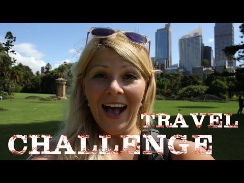 TRAVEL CHALLENGE | Australia