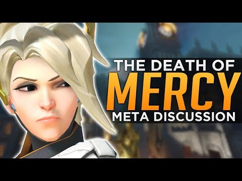 Overwatch: The DEATH of Mercy? - Meta Discussion