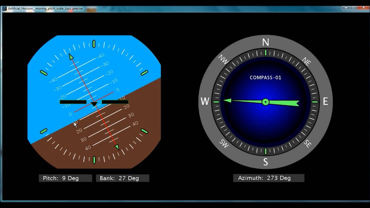 A compass is an instrument. The program Compass is