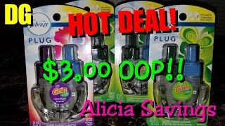 HOT DEAL! $5/$20 GAIN DIGITAL IS BACKK!! Dollar General Digital Coupon 9/30/18 HAUL!! Glitch!