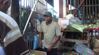 San Juan Market, Trinidad and Tobago 2011