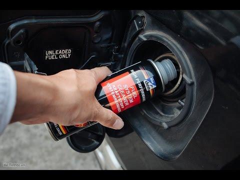 Vệ sinh béc xăng, kim phun, có thể khắc phục lỗi động cơ Mazda 3
