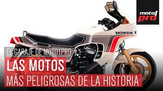 Las 10 motos más peligrosas de la historia