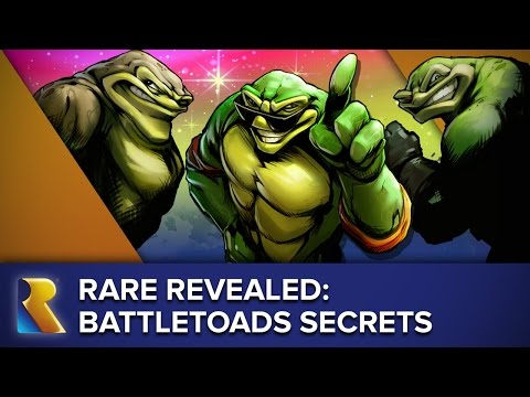 Rare Revealed: Five Things You Didn't Know About Battletoads