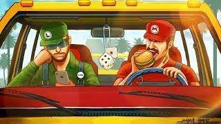 GTA5 Mario and Luigi