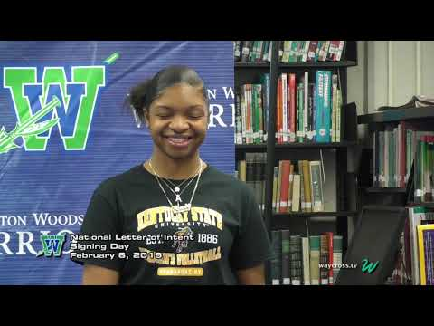 Winton Woods High School National Letter of Intent Day - February 6, 2019