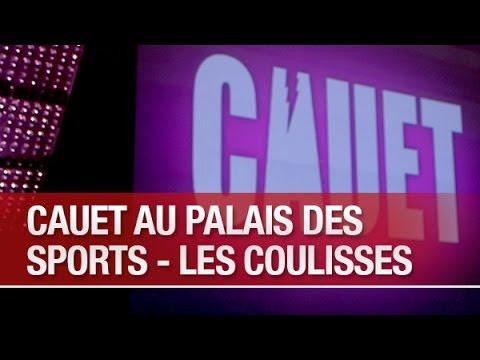 Cauet au Palais des Sports - Les Coulisses