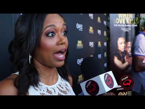 Judge Faith Jenkins Talks About When Love Kills at TV One Premiere