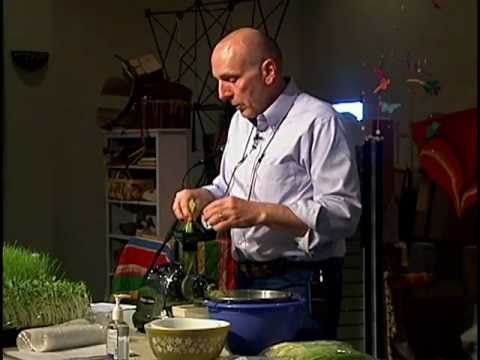 How to Grow Wheatgrass - Jim Miller