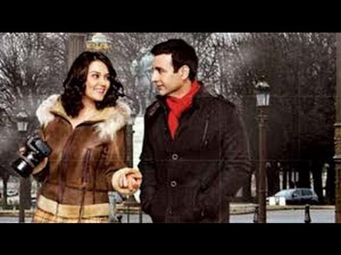 Ishkq In Paris - Official Trailer Review - Preity Zinta