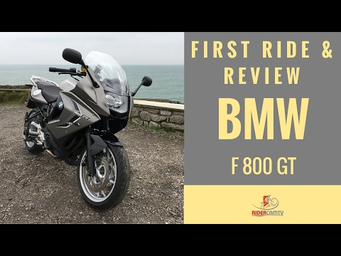 First Ride and Review of the BMW F800GT