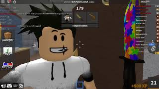 ROBLOX: Murder MYstery 2 (co-op com Tuan Anh)