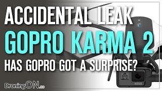 GoPro Karma 2 Drone COMING SOON? - GoPro Responded!