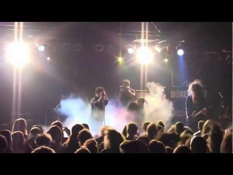 gRain - Live At DürerKert, Budapest 2012 03 10 (KoRn Tribute Hungary)
