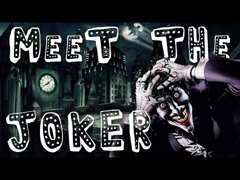MEET THE JOKER RAP: Diary Of A Madman (Injustice 2 Unofficial Soundtrack)