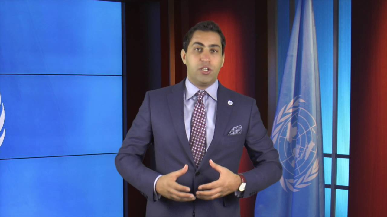 Ahmad Alhendawi message of un youth envoy ahmad alhendawi at habitat 3 conference side event